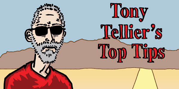 Tony Tellier's 2012 San Felipe 250 Top Tips