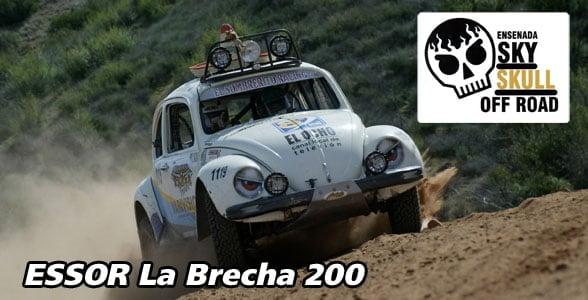 La Brecha 200, 2011 ESSOR Championship Series