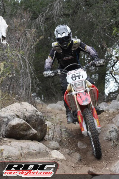 Ron Wilson (400x) started in Baja at the age of 8