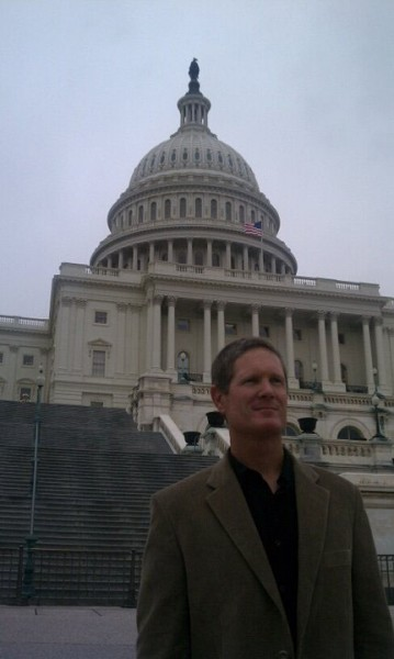 Jeff Knoll in Washington DC