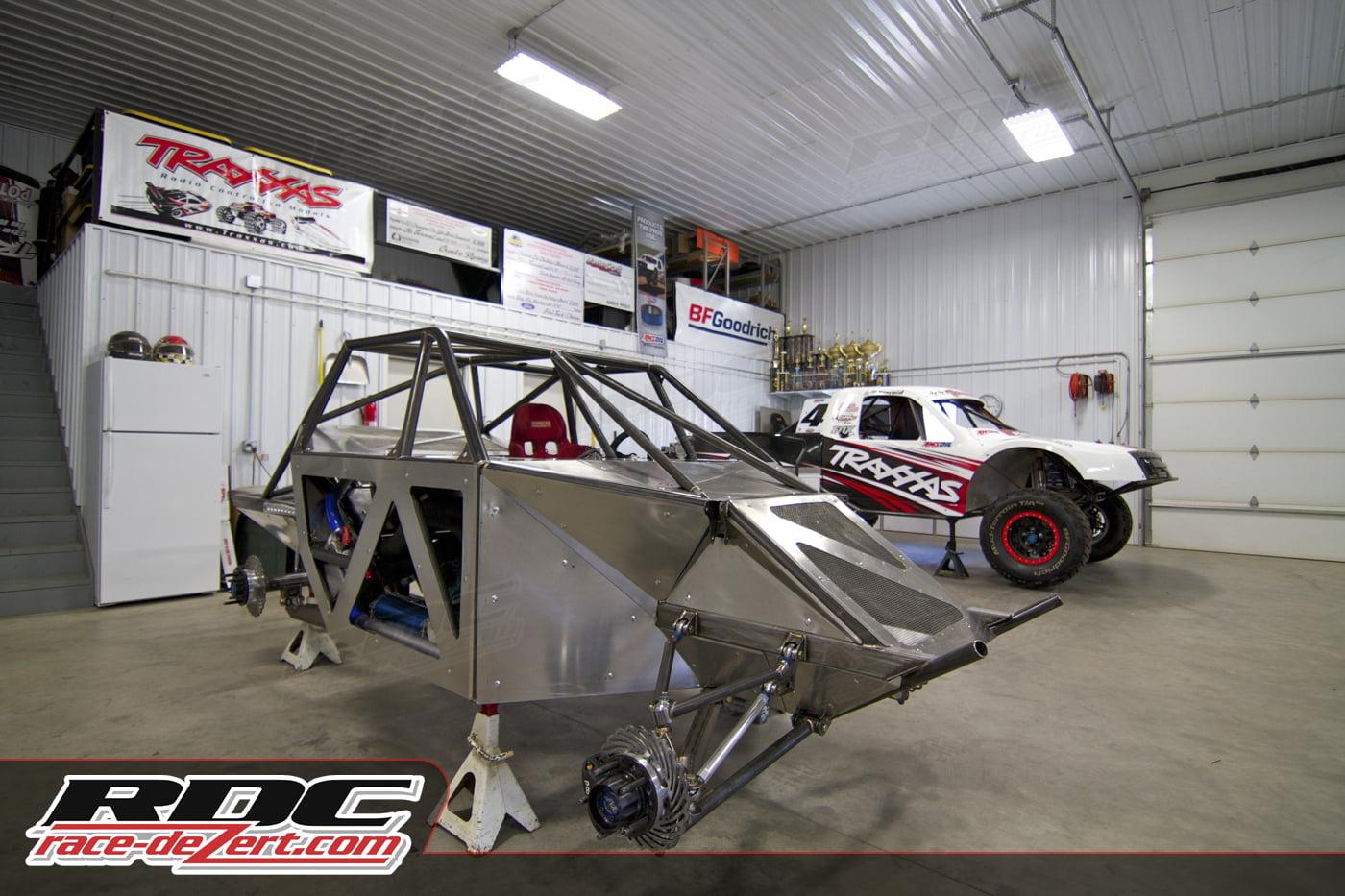 Jeff Kincaid Motorsports Shop Tour Race Dezert Com