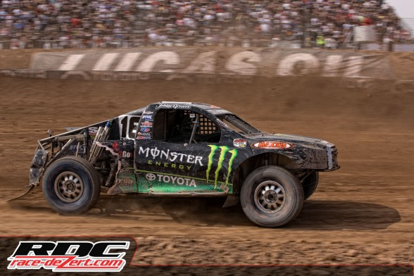 Johnny Greaves racing at the LOORRS Firebird event