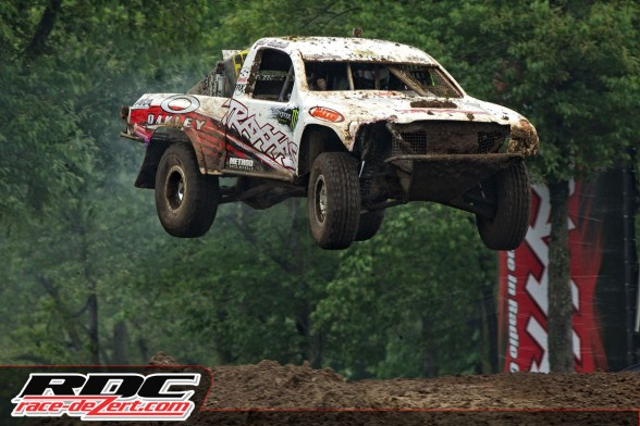 CJ Greaves flying high in his Pro-Lite