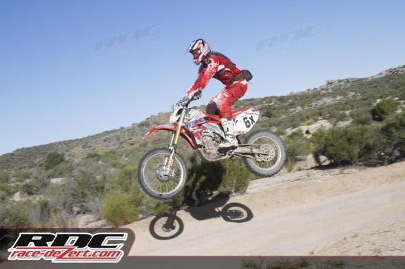 Overall bike winner, Brandon Prieto