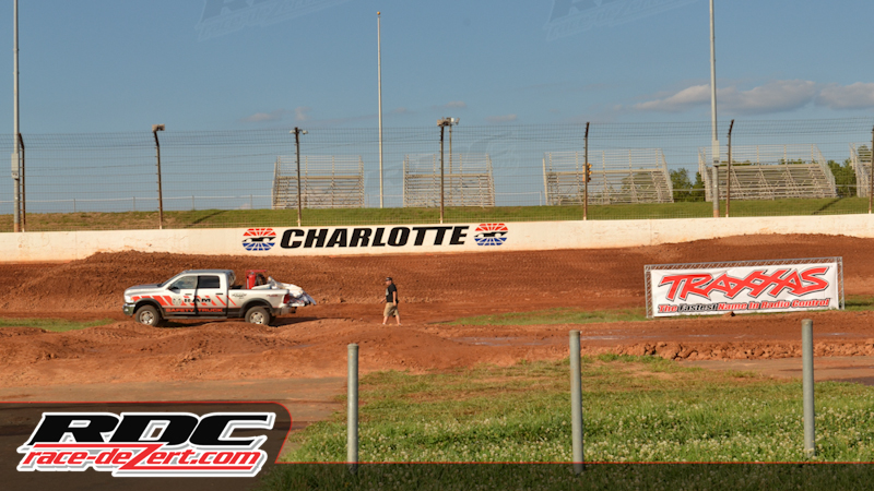 Traxxas Torc Course At The Dirt Track Charlotte Motor