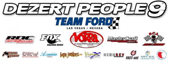 The Team Ford, Dezert People 9 Premiere Tour!