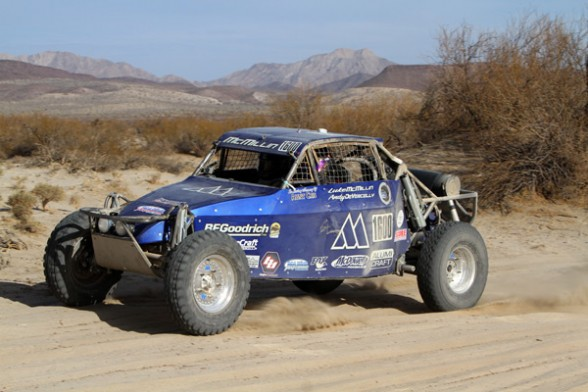 Dan McMillin, McMillin Racing, Major Performance Motors