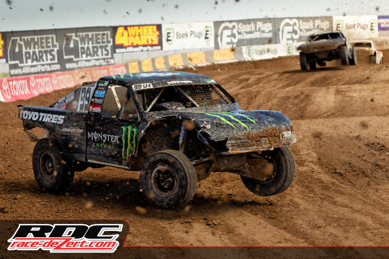 Texas Motor Speedway. © Robby Gordon Stadium SUPER Trucks. All Rights Reserved.
