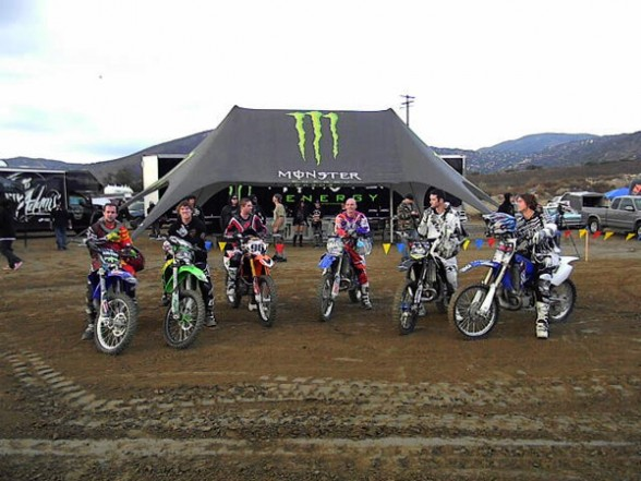 Freestylemx.com, Monster Energy FMX