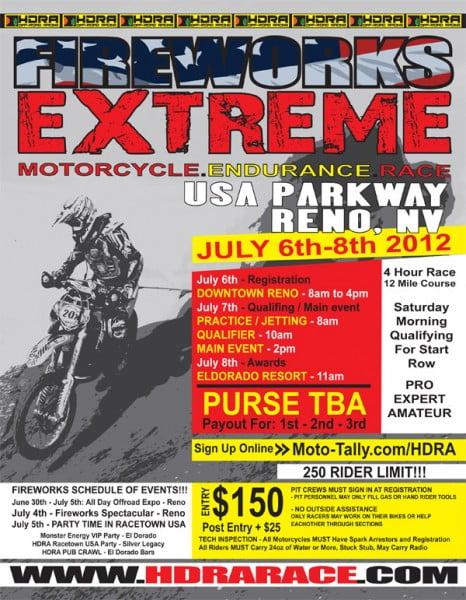HDRA Motorcycle