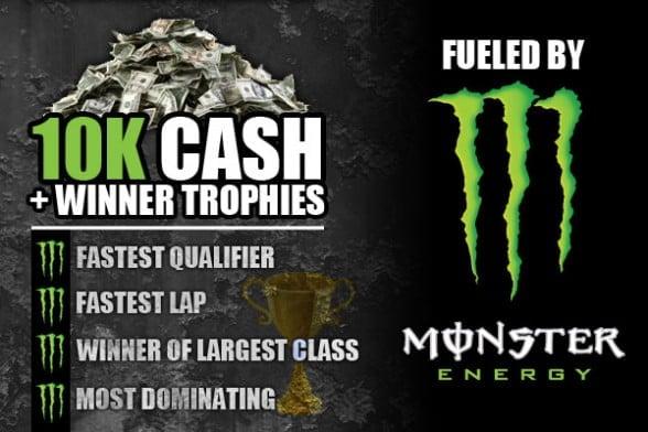 Monster Energy, HDRA