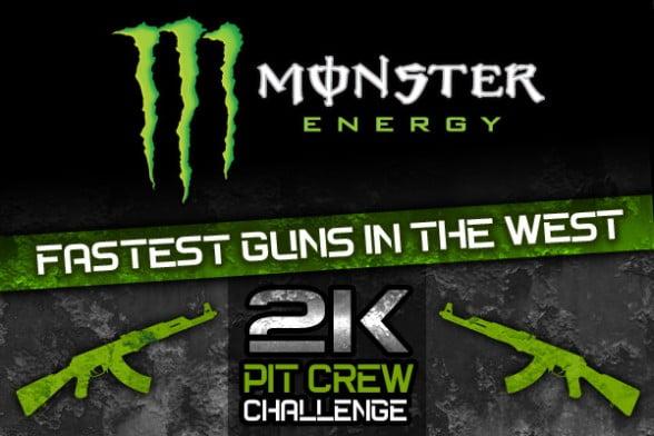 Monster Energy Fastest Guns in the West, HDRA