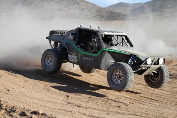 Monster Energy Wide Open Car