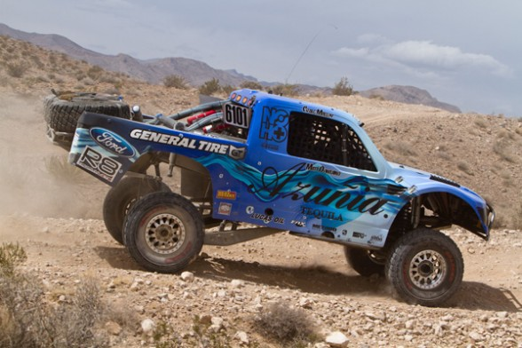 Trophylite R8, Vegas To Reno