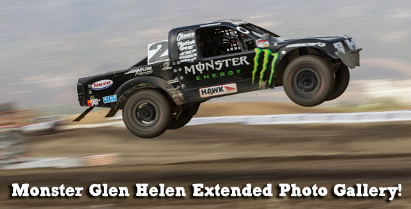 Casey Currie Takes Second at LOORRS Glen Helen