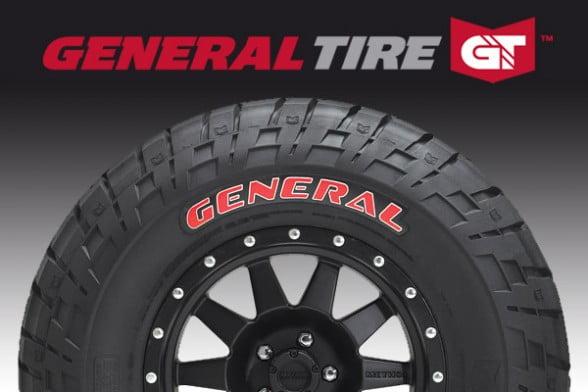 Trophylite Tires, General Tire, Grabber