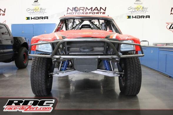 duralast trophy truck front suspension