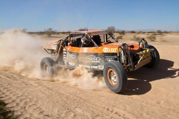 General Tire, Bink Designs, Off Road Racing