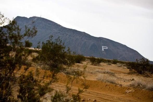 BITD Parker Bluewater Desert Challenge