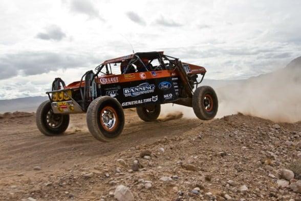 Banning Motorsports, General Tire, Fox Racing Shox, Ford Racing