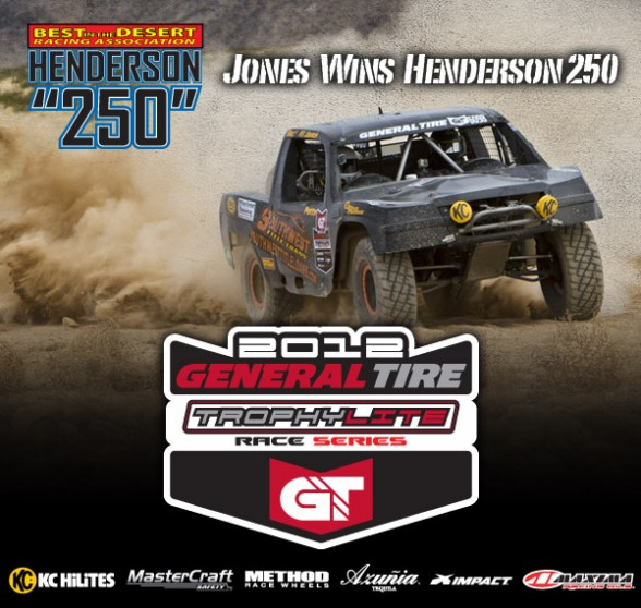 General Tire, Bink Designs, Trophylite, PJ Jones