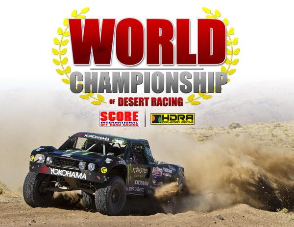 2013 World Championship of Desert Racing