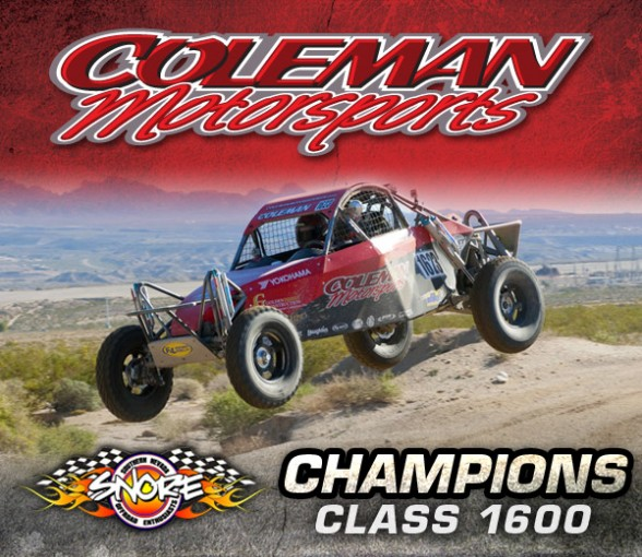 Jason Coleman, SNORE Champion