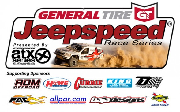 General Tire Jeepspeed Race Series presented by ATX Wheels