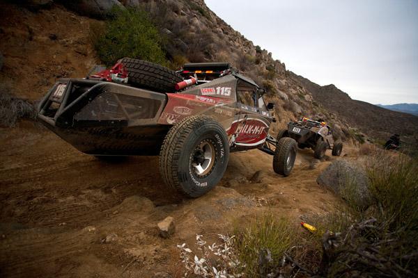 Todd Tuls SCORE Baja 1000