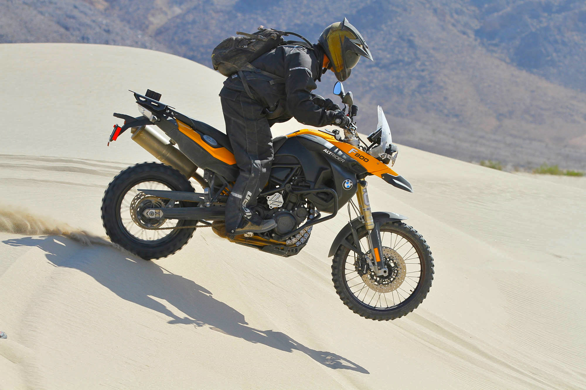 That's right! It's your own little Rally Raid experience but closer to home