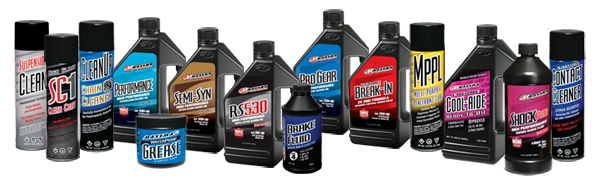 Maxima Racing Oils Off Road Products