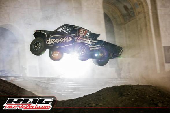 Rob MacCachren flys the step up!