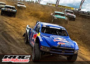 Bryce Menzies TORC Short Course