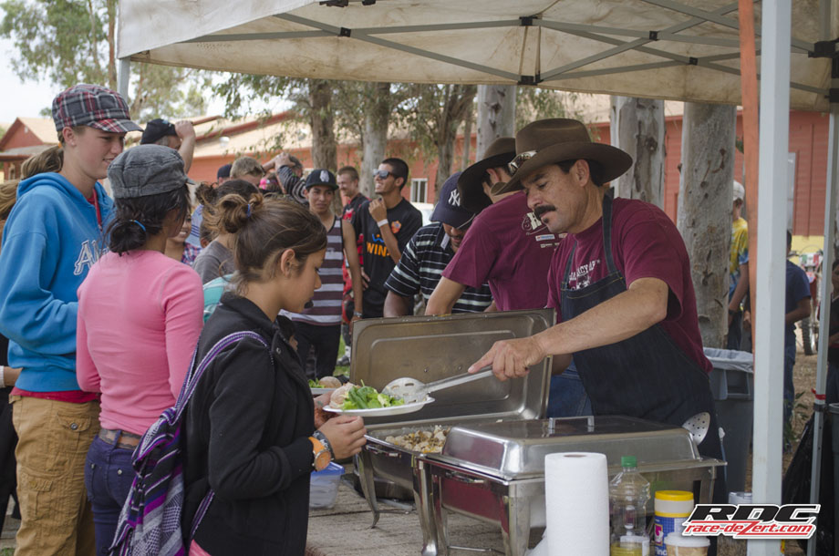 The notorious Rodrigo from Todd Clement's Horsepower Ranch serves up the goods for the kids of Rancho Santa Marta