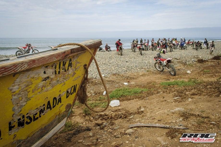 The Bash Crew re-groups at Punta San Jacinto