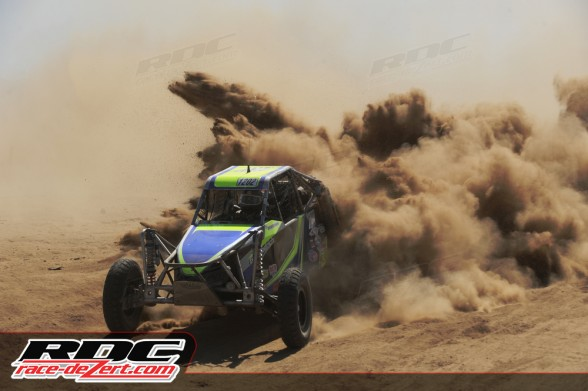 Vic Bruckmann on his way to 1st in class 12 and 2nd overall