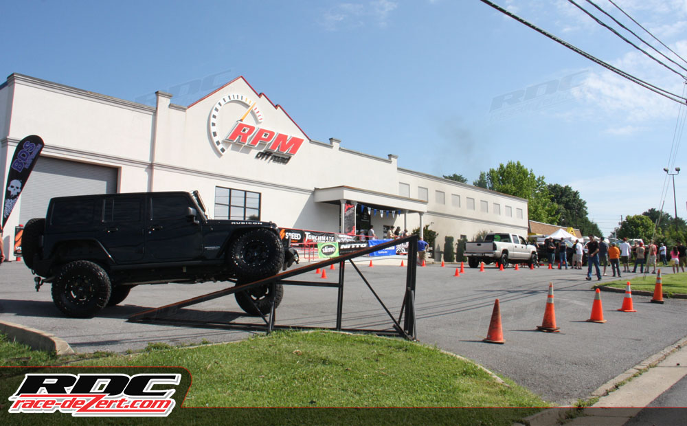 RPM Offroad's 22,000 square-foot shop in Bristol, TN played host to an Open House event on June 15, 2013 with over 1,000 visitors throughout the day.