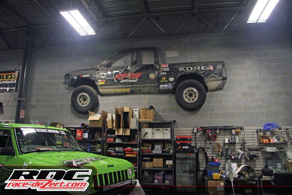 RPM Offroad Shop Tour & Open House - race-deZert.com