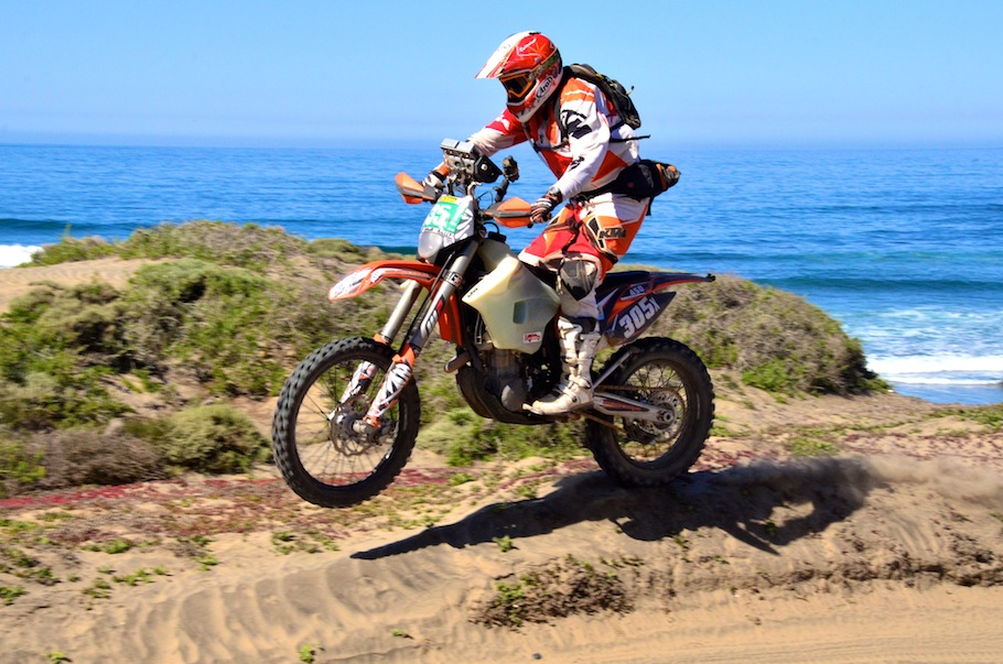 Chivo Valle is on his way to the Dakar Rally this December and racing everything there is.