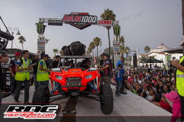 Baja 1000 Contingency 2013