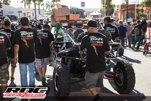 2013 Baja 1000 Contingency