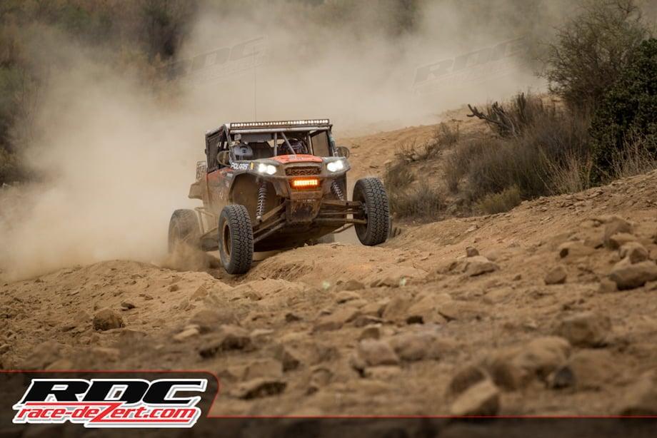Baja 1000 Raceday