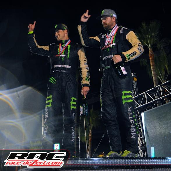 BJ Baldwin 2013 Baja 1000
