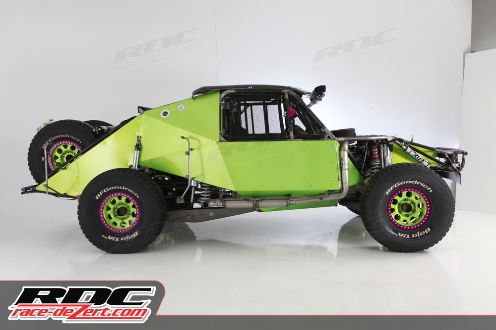 Greene Motorsports Trophy Truck - race-deZert.com