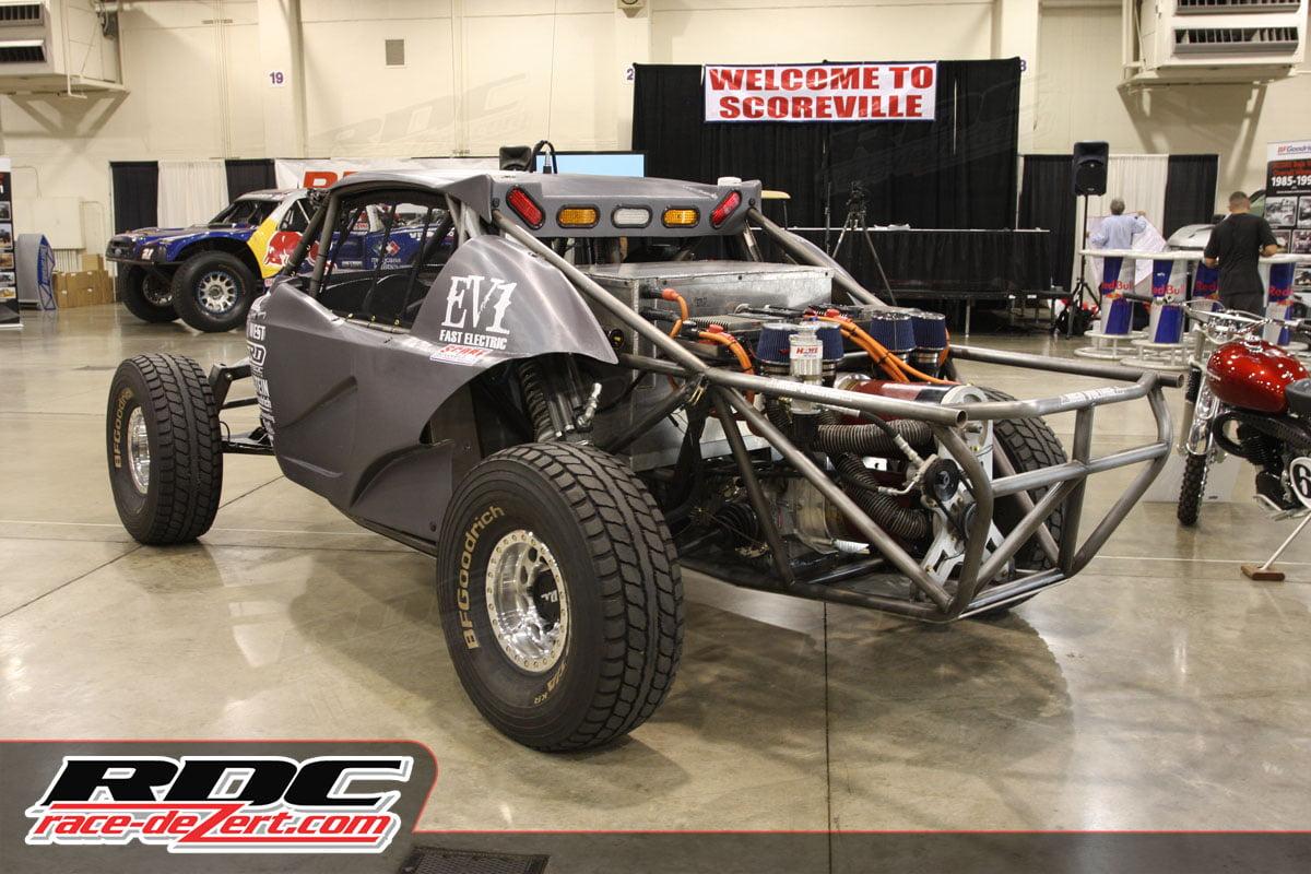 EV1 Electric Race Car – race-deZert com