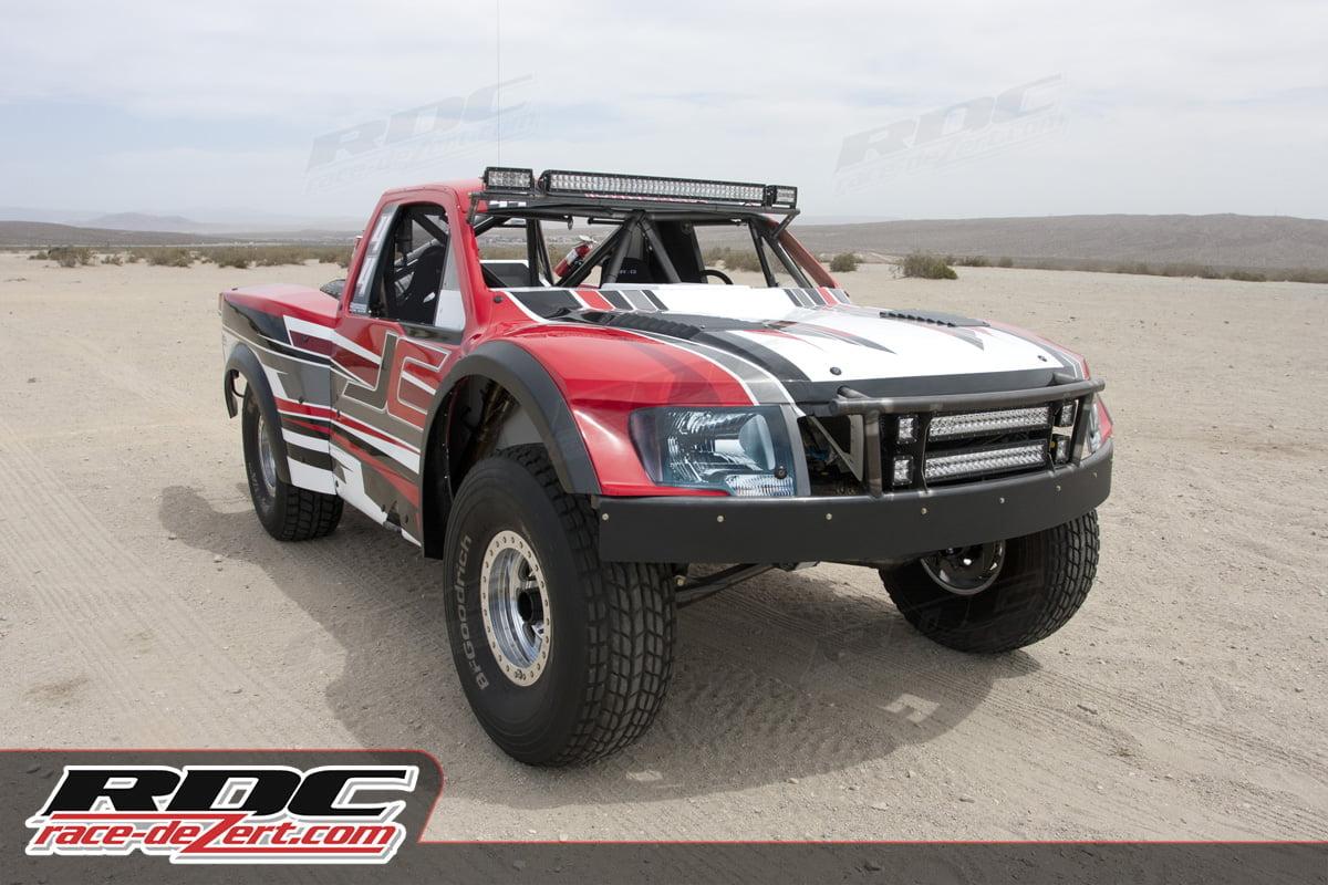 Jergensen S Racer Trophy Truck Race Dezert Com