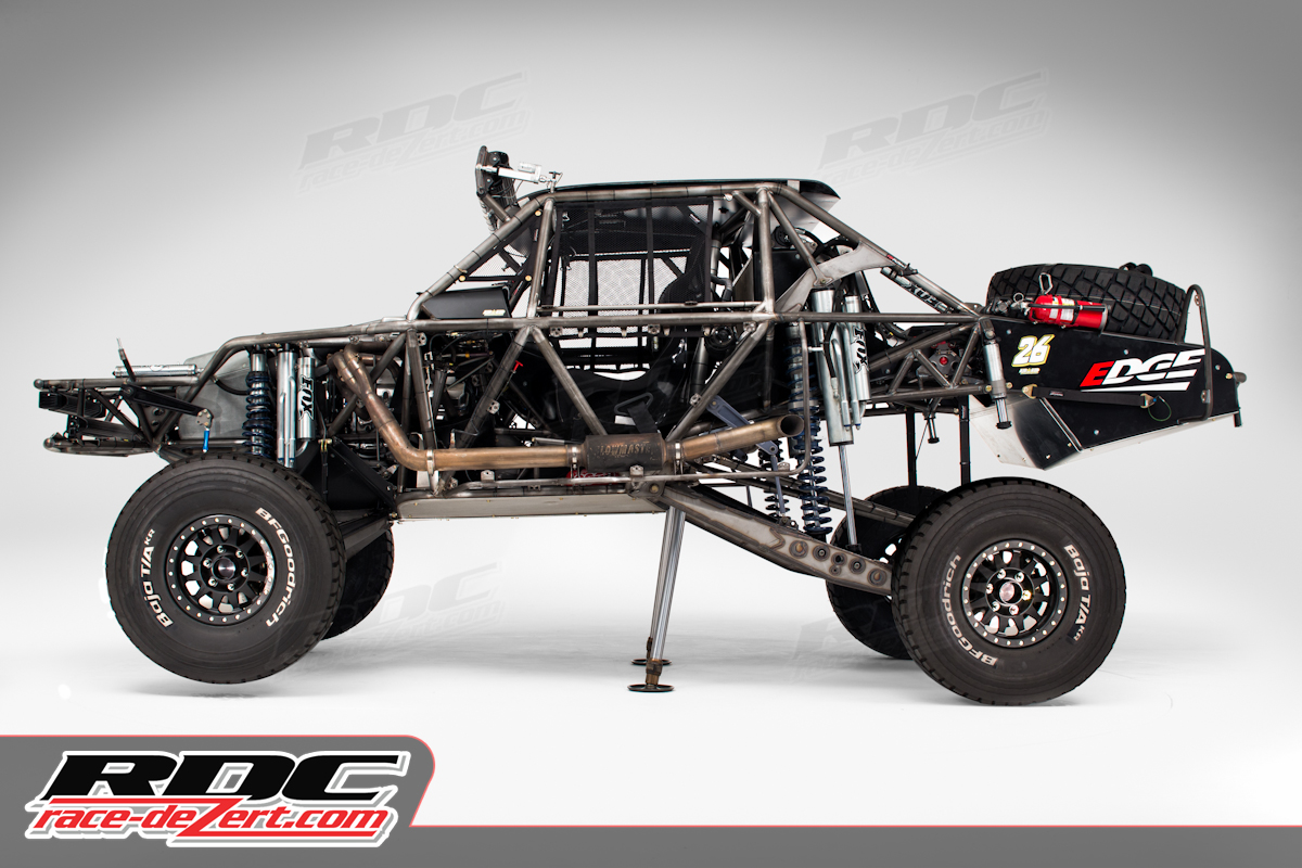 R d motorsports 2013 jimco trophy truck race for Bj custom designs