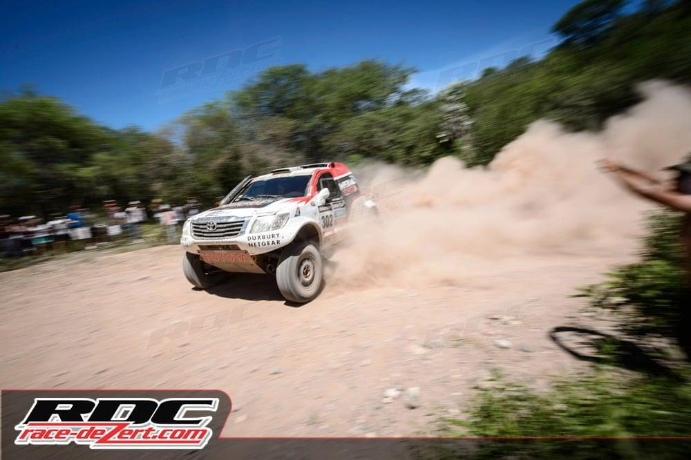 MOTORSPORT - Rally Dakar 2014