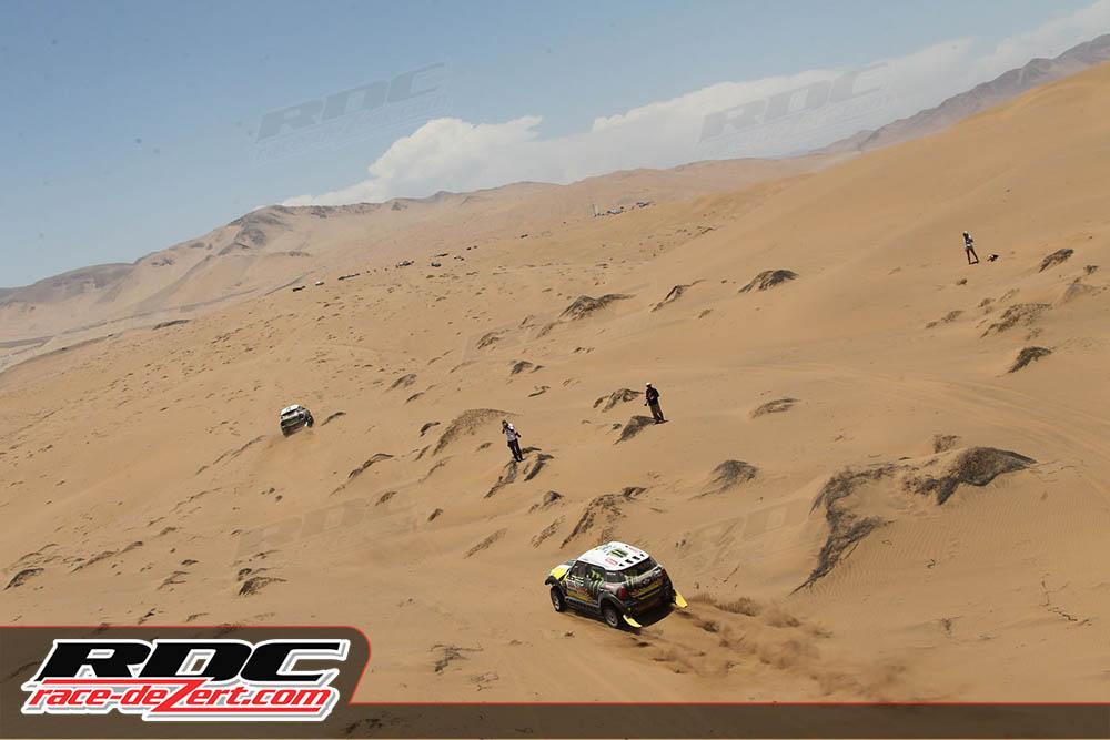 DAKAR RALLY 2014: ARGENTINA-BOLIVIA-CHILE