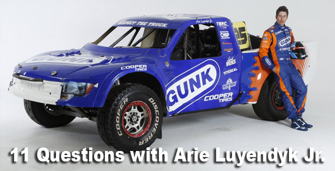 11 questions   3  with arie luyendyk jr